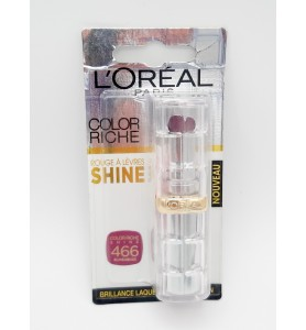 """ROUGE A LEVRES """"COLOR RICHE"""" L'OREAL N°466 LIKEABOSS"""